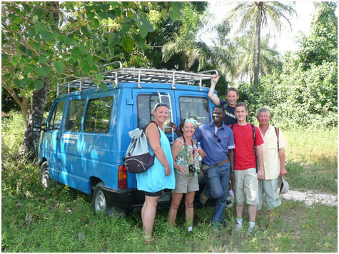 excursion en casamance